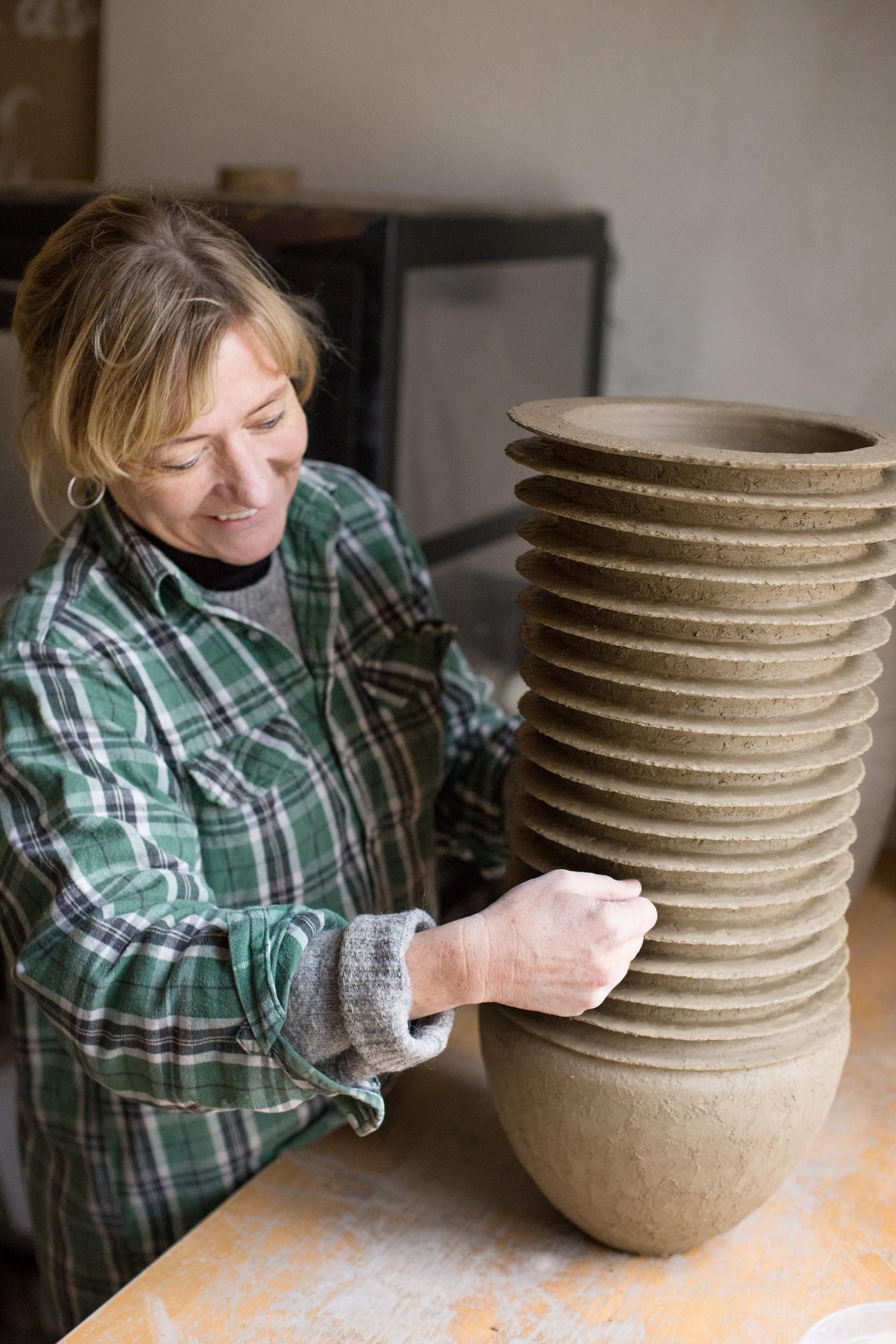 Keramiker Charlotte Nielsen
